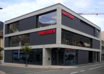 Banque Raiffeisen de Saxon